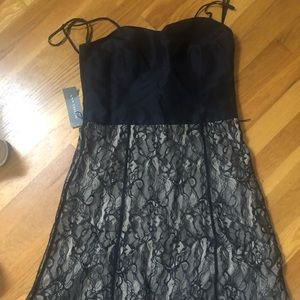Gorgeous cocktail dress from Ann Taylor.